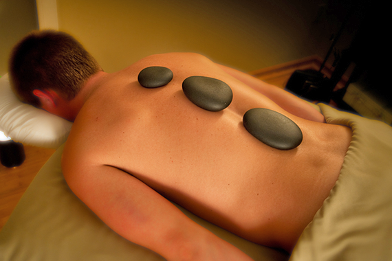 hot stone massage middleton wi