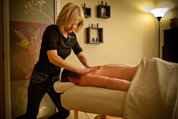 deep tissue massage middleton wi